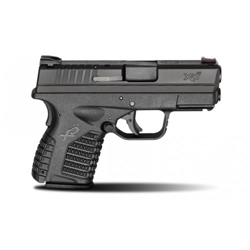 "HS PISTOLA XDS-9 3.3"" CAL 9x21 versione NERA"