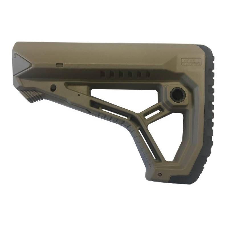 FAB DEFENSE CALCIO COLLASSABILE GL CORE PER M4/AR15
