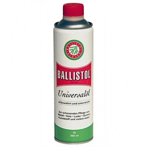 KLEVER BALLISTOL OLIO UNIVERSALE FLACONE da 500ml