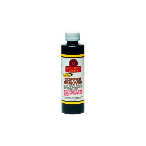 SHOOTER'S CHOICE COPPER REMOVER (@)