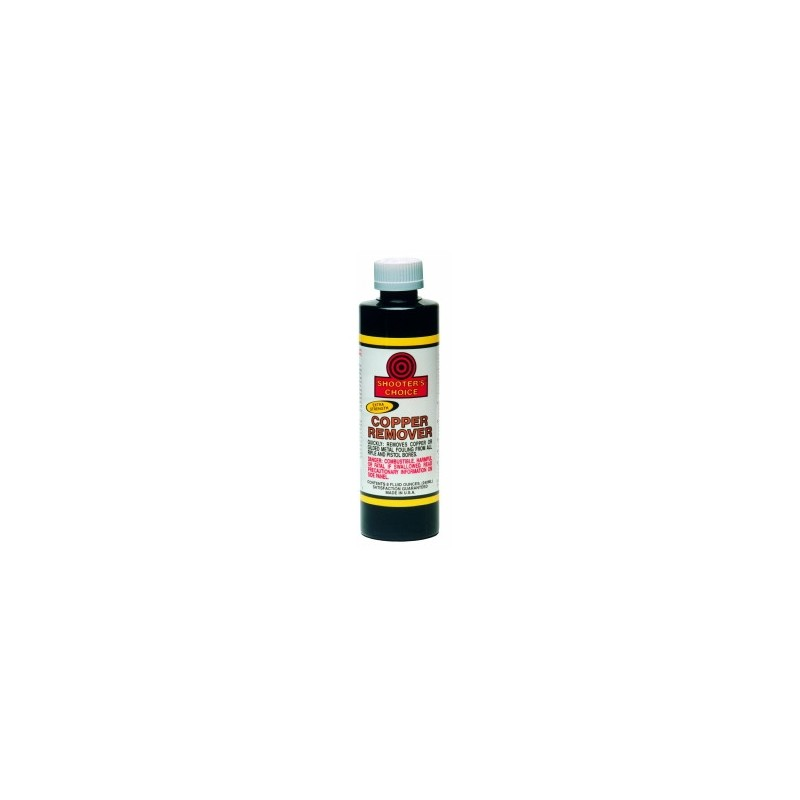 SHOOTER'S CHOICE COPPER REMOVER