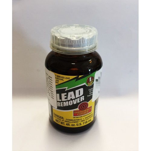 SHOOTER'S CHOICE LEAD REMOVER - SPIOMBATORE UNIVERSALE (@)