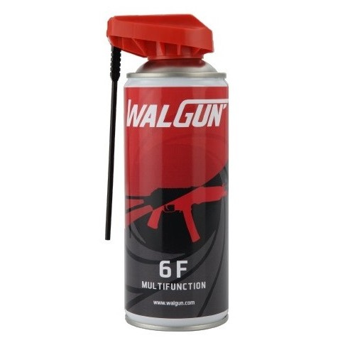 WALL GUNS SPRAY FIELD MAINTENANCE 6F 400ml