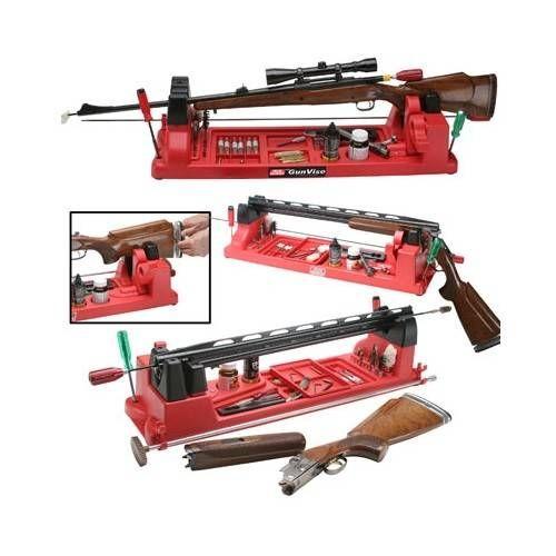 MTM BANCO PULIZIA ARMI GUN WISE GV-30