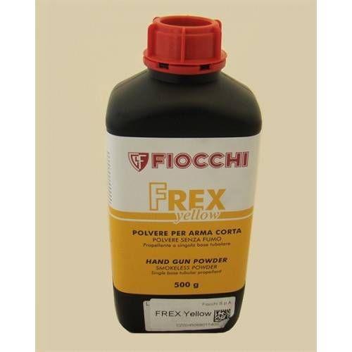 FIOCCHI POLVERE FREX GIALLA *Conf. da 0,5 Kg* (@)