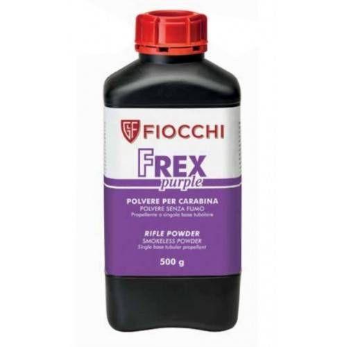 FIOCCHI POLVERE FREX VIOLA *Conf. da 0,5 Kg* (@)