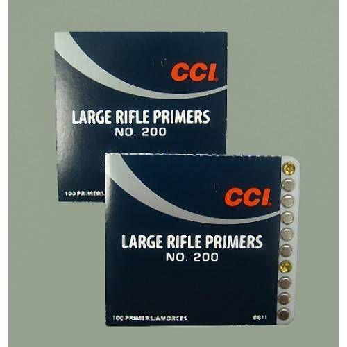 CCI INNESCHI 200 LARGE RIFLE *Conf. 100 pz*
