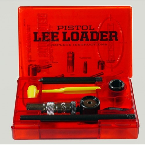 LEE KIT PER RICARICA MANUALE LEE LOADER PER PISTOLA