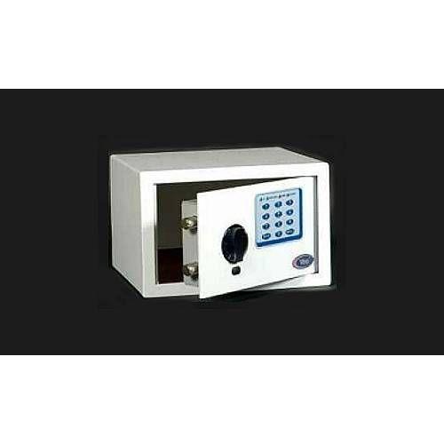 VIRO CASSAFORTE MINI ELETTRONICA A LED MIS. 160x250x255