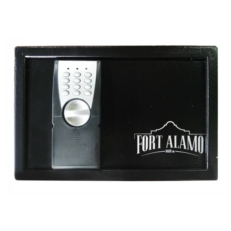 FORT ALAMO CASSAFORTE COMPACT DA PISTOLA con PIN PAD DIGITALE