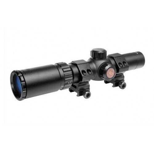 TRUGLO OTTICA HUNTER 1-4x24 30mm