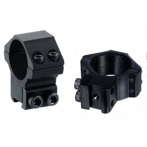 UTG ANELLI ACCUSHOT 30mm MEDI ATTACCO DIANA 11mm RGPM-30M4