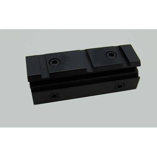 UTG SLITTA TRANSFORMER ADATTATORE 11mm WEAVER CORTA