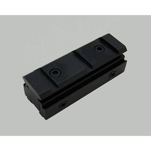 UTG SLITTA TRASFORMER 11mm WEAVER CORTA