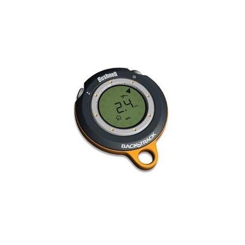 BUSHNELL GPS BACKTRACK GRIGIO/ARANCIO