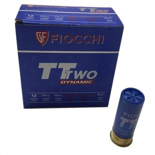 FIOCCHI CARTUCCE TT TWO DYNAMIC CAL. 12 28g *Conf. da 25pz*