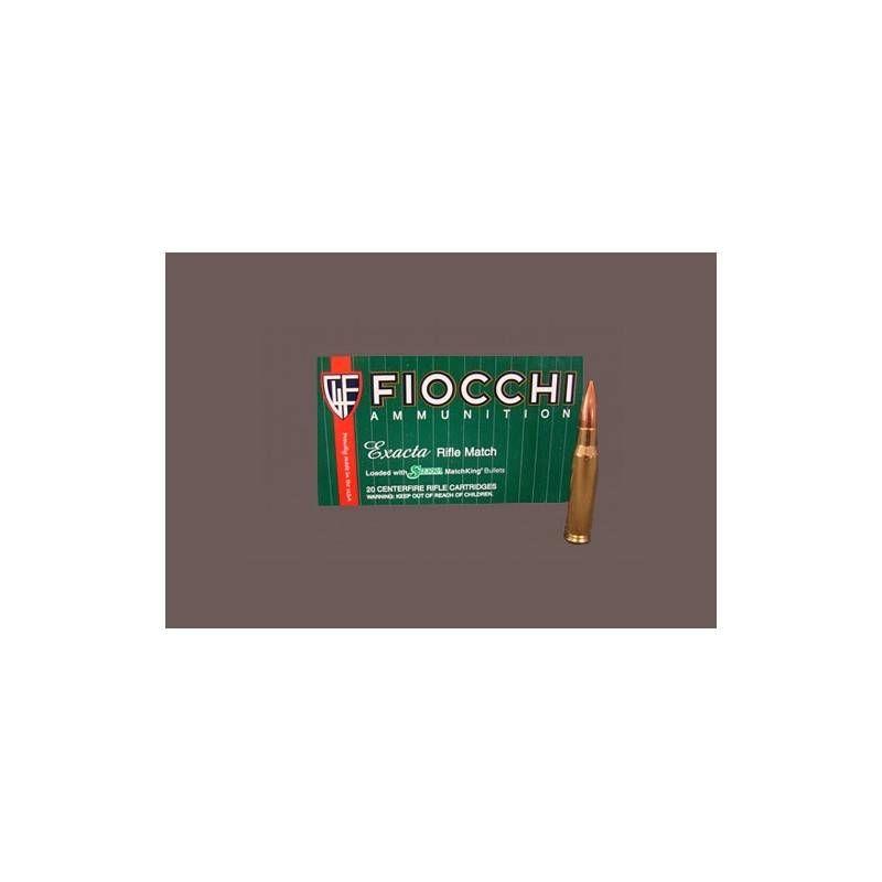 FIOCCHI CARTUCCE CAL. 308 WIN 165grs HPBT PALLA SIERRA GK *Conf. da 20pz*