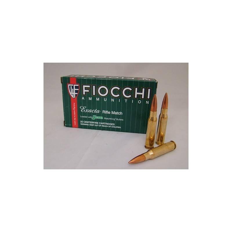 FIOCCHI CARTUCCE EXACTA FOA KING CAL. 308 WIN 175grs *Conf. da 20pz*