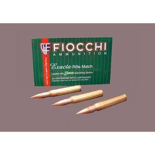 FIOCCHI CARTUCCE EXACTA FOA KING CAL. 30-06 SPRIN. 168grs *Conf. da 20pz*