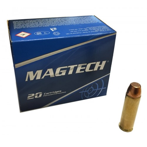 MAGTECH CARTUCCE CAL 500 S&W 325grs FMJ *Conf. da 20pz* (@)