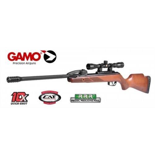 GAMO CARABINA FAST SHOT 10X -7,5j CAL 4,5 C.N. 736