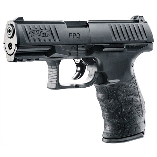 UMAREX WALTHER PISTOLA PPQ NERA CO2 -7,5J CAL. 4,5 C.N. 435