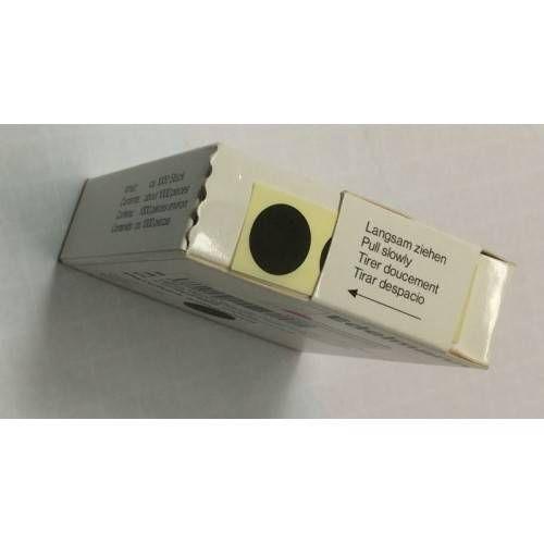 EDELMANN BOLLINI OTTURAFORI 19mm PER BERSAGLI *Conf. 1000pz*