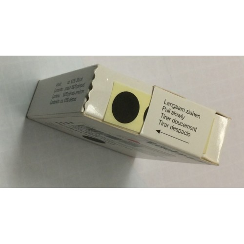 EDELMANN BOLLINI OTTURAFORI 15mm PER BERSAGLI *Conf. 1000pz*