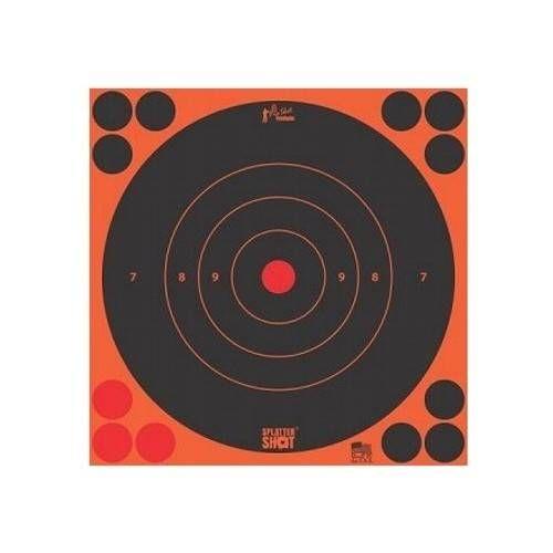 PROSHOT CENTRO BERSAGLIO BULLSEYE SPLATTER SHOT 8 ADESIVO *cadauno*