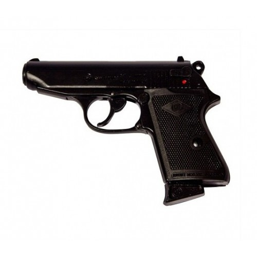 BRUNI PISTOLA A SALVE TIPO WALTHER PPK 9mm (@)