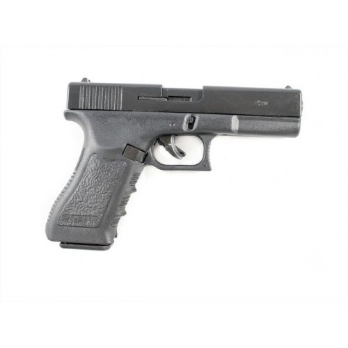 BRUNI PISTOLA A SALVE TIPO GAP 17 NERA CAL 9mm (@)