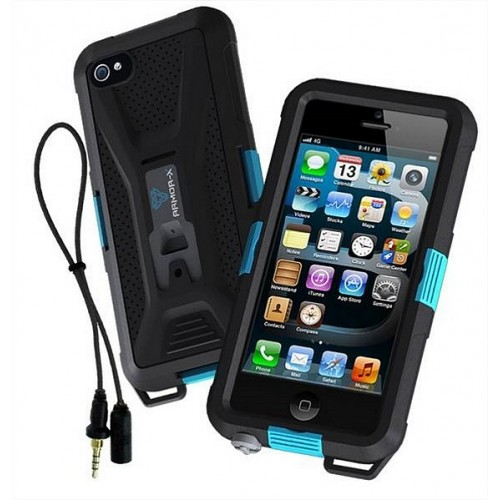ARMOR-X COVER MX AP1 WATERPROOF PER I-PHONE 5