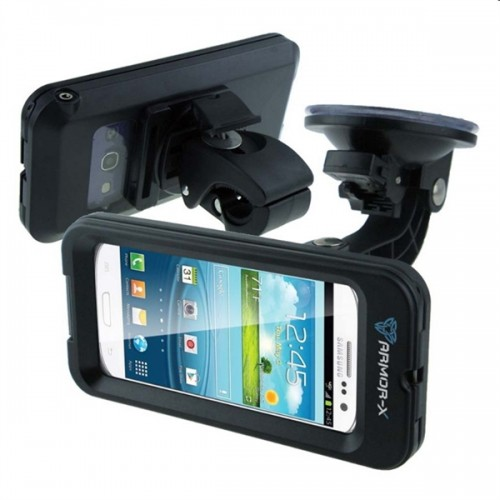 ARMOR-X KIT COVER CON SUPPORTI PER SMARTPHONE