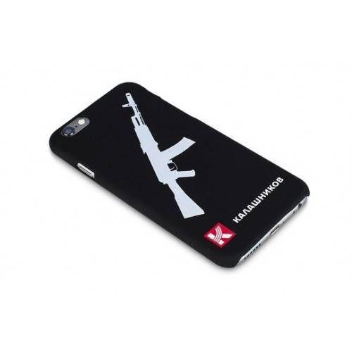 COVER SMARTPHONE KALASHNIKOV BLACK PER I-PHONE 6 e 6S