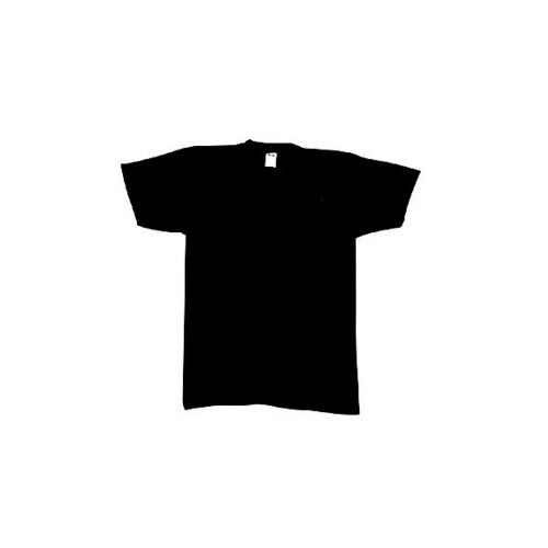 USA T-SHIRT MANICA CORTA BLACK