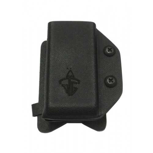 TACTICAL GEAR PORTA CARICATORE PMAG 01K BIFILARE 9mm