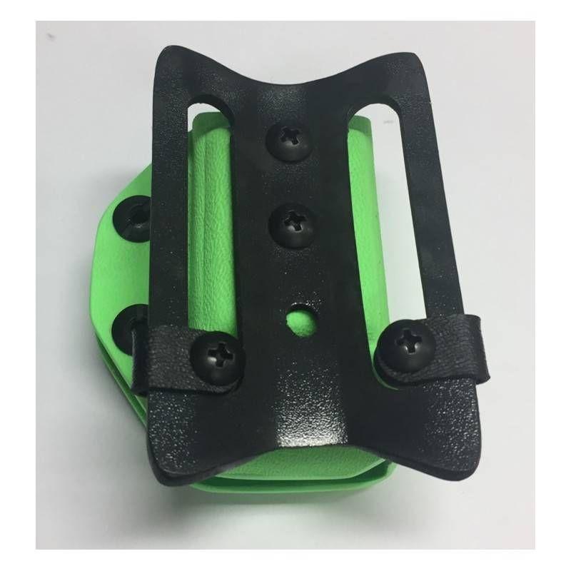 TACTICAL GEAR PORTA CARICATORE PMAG 01K BIFILARE 9mm