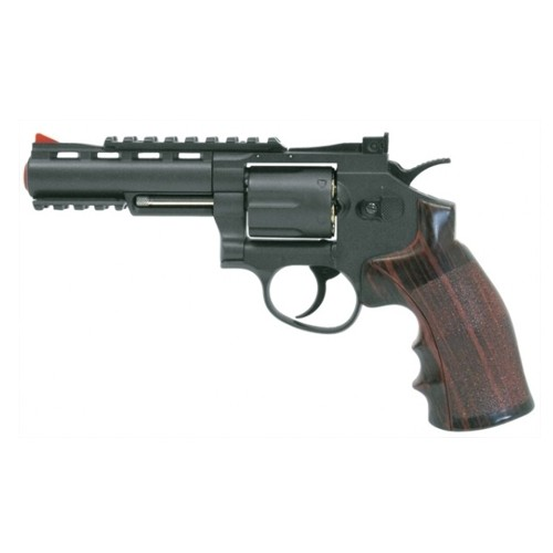 WIN GUN PISTOLA SOFTAIR REVOLVER A CO2 C701