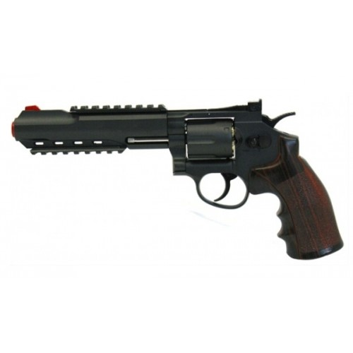 WIN GUN PISTOLA SOFTAIR REVOLVER A CO2 C702
