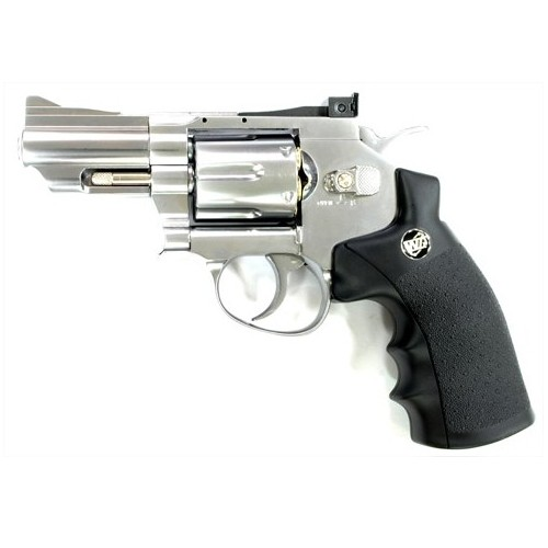 WIN GUN PISTOLA SOFTAIR REVOLVER A CO2 C708