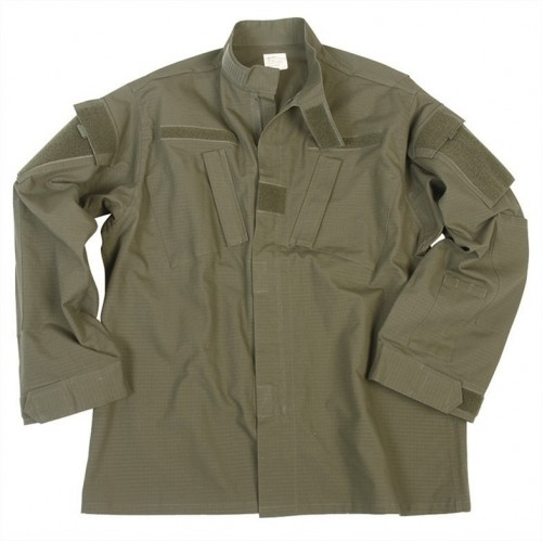 MILTEC GIACCA ACU RIPSTOP OLIVE