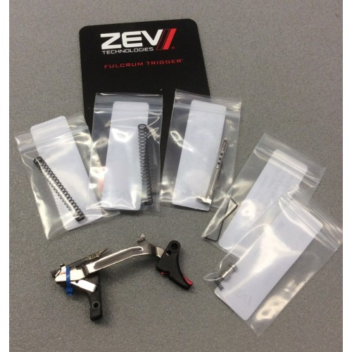 ZEV ULTIMATE FULCRUM KIT GRILLETTO PER GLOCK