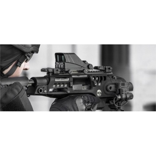CAA TACTICAL RONI KIT CONVERSIONE CARABINA M4 PISTOLA BLACK versione GLOCK