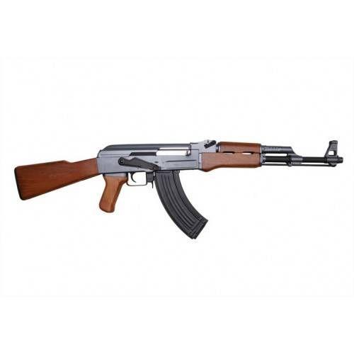 CYMA FUCILE SOFTAIR ELETTRICO AK47 WOOD