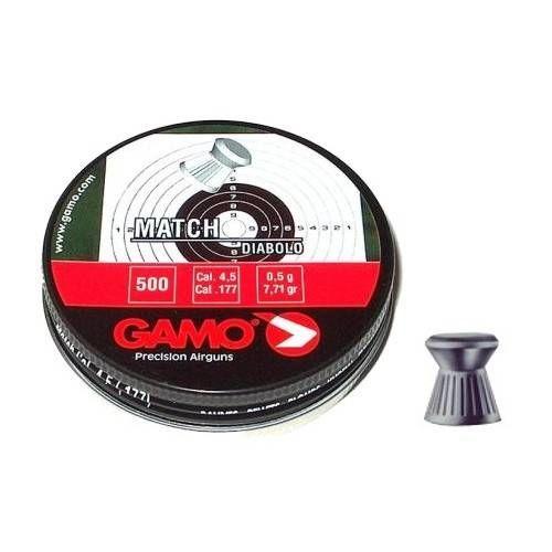 GAMO DIABOLO A/C MATCH Cal. 4,5mm *Conf. 500pz*