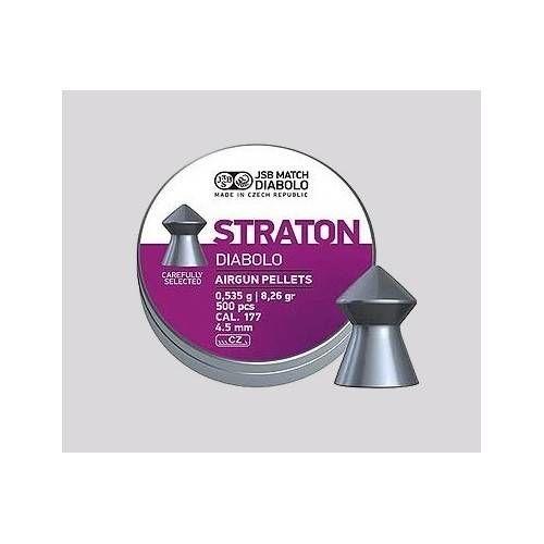 JSB DIABOLO STRATON *conf.500pz.*