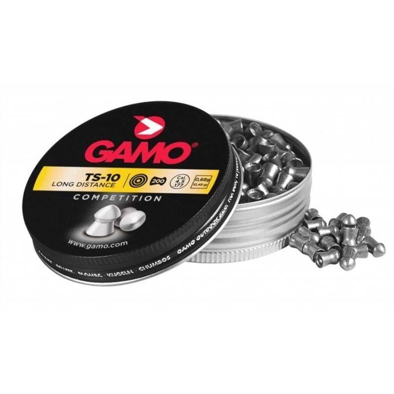 GAMO DIABOLO A/C TS-10 Cal. 4,5mm *Conf. 200pz*