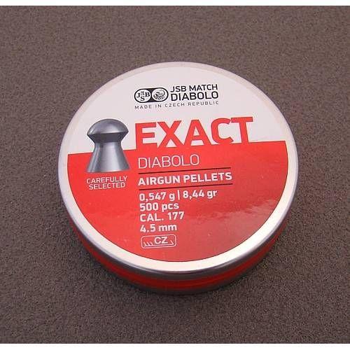 JSB DIABOLO EXACT *conf.500pz.*