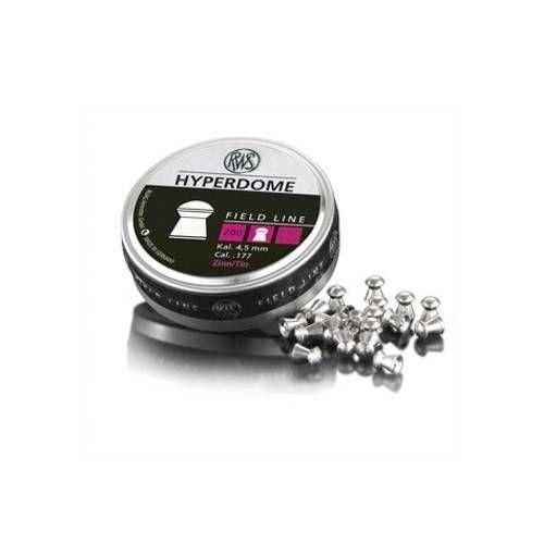 RWS DIABOLO HYPERDOME 4.5mm 0.36g *Conf. da 200pz*