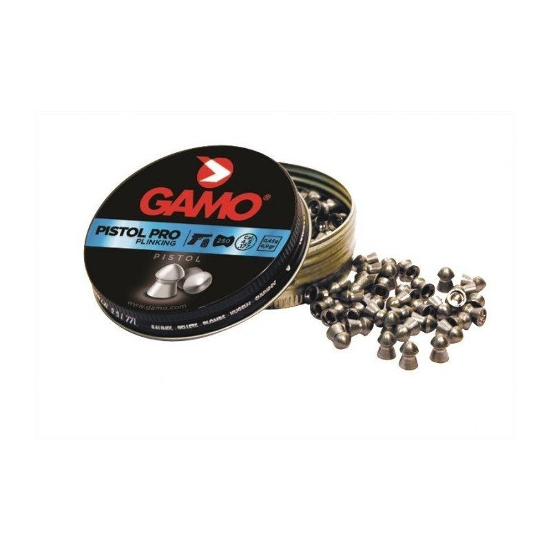GAMO DIABOLO PRO PISTOL Cal. 4,5mm *Conf. 250pz*